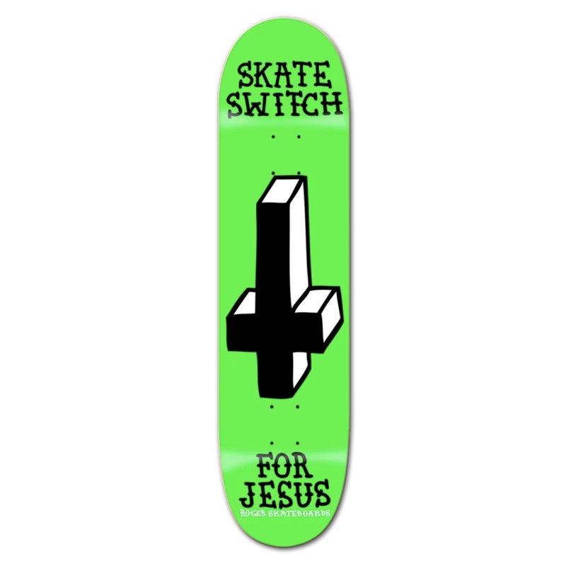 Roger Skate Co. Roger - 8.12 Skate Switch