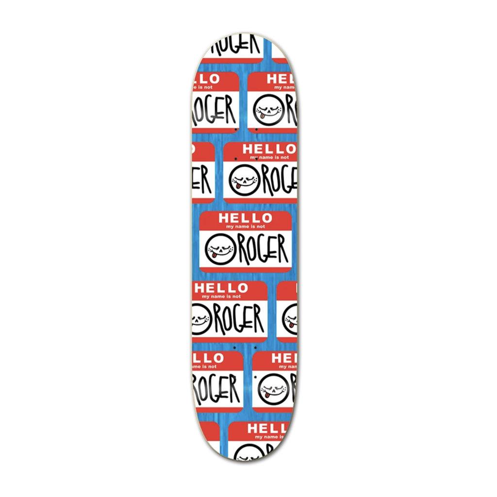 Roger Skate Co. Roger - 8.38 Hello