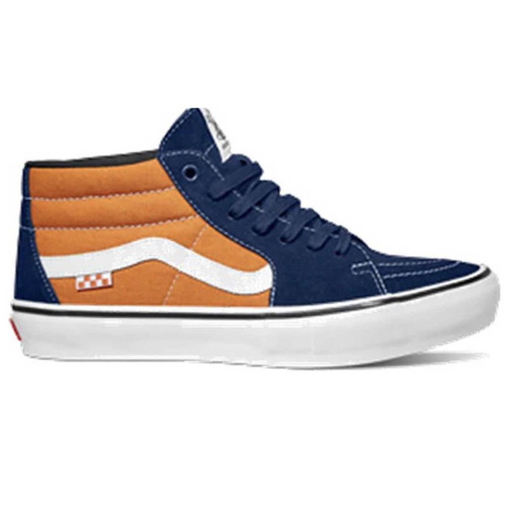 Vans Vans - Grosso Mids Navy Orange