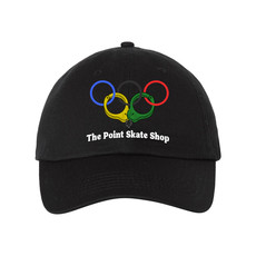 The Point The Point - Skateboarding is a crime Olympic Hat