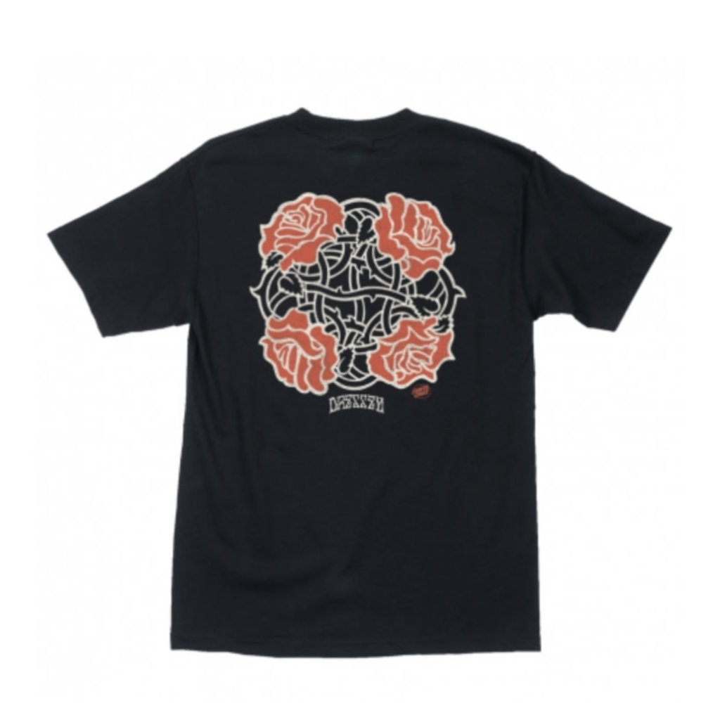 Santa Cruz Santa Cruz - Dressen Rose Club Black