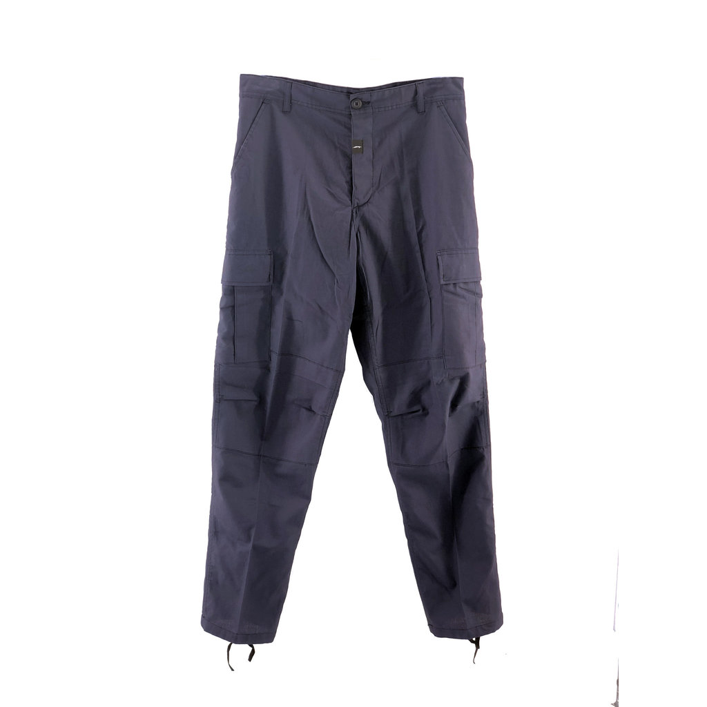 The Point The Point - Script Cargo Pants Navy
