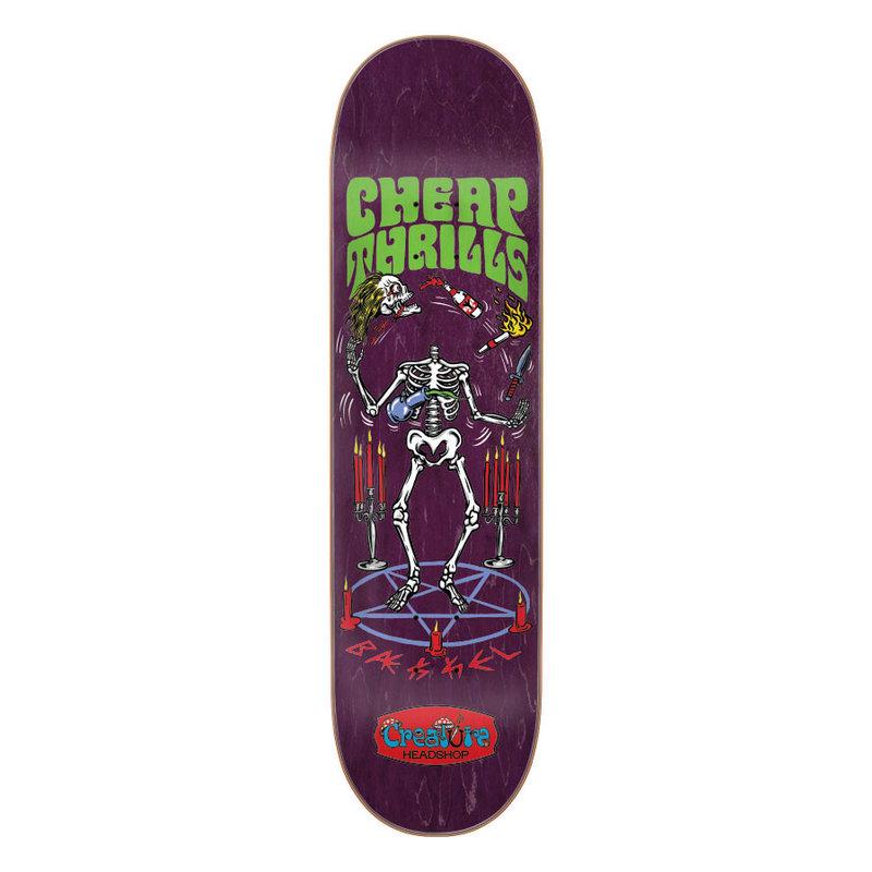 Creature Creature - 8.375 Baekkel Cheap Thrills