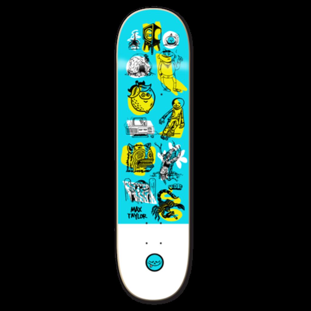 Roger Skate Co. Roger - 8.0 Max Taylor Jammer
