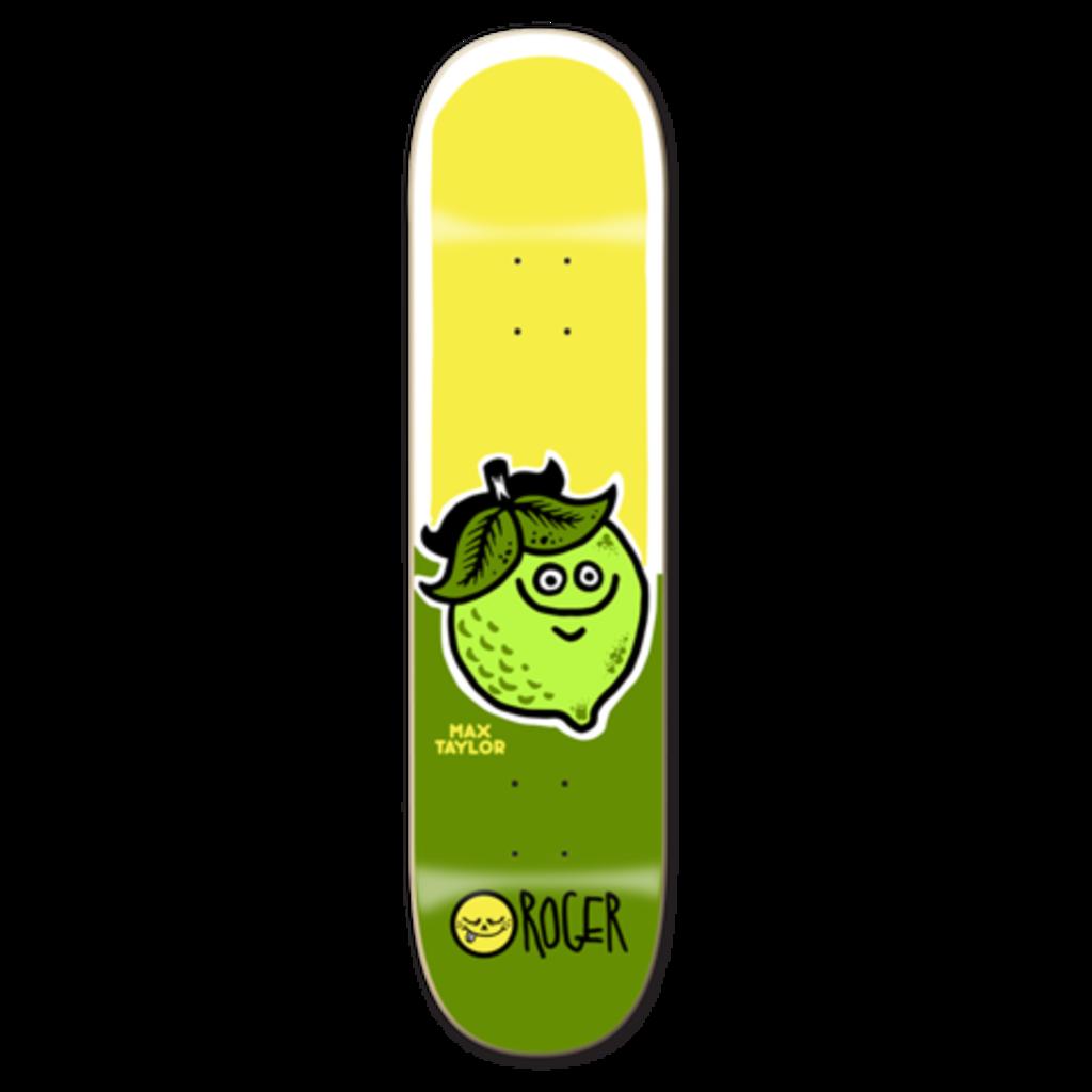 Roger Skate Co. Roger - 8.38 Max Taylor Lima