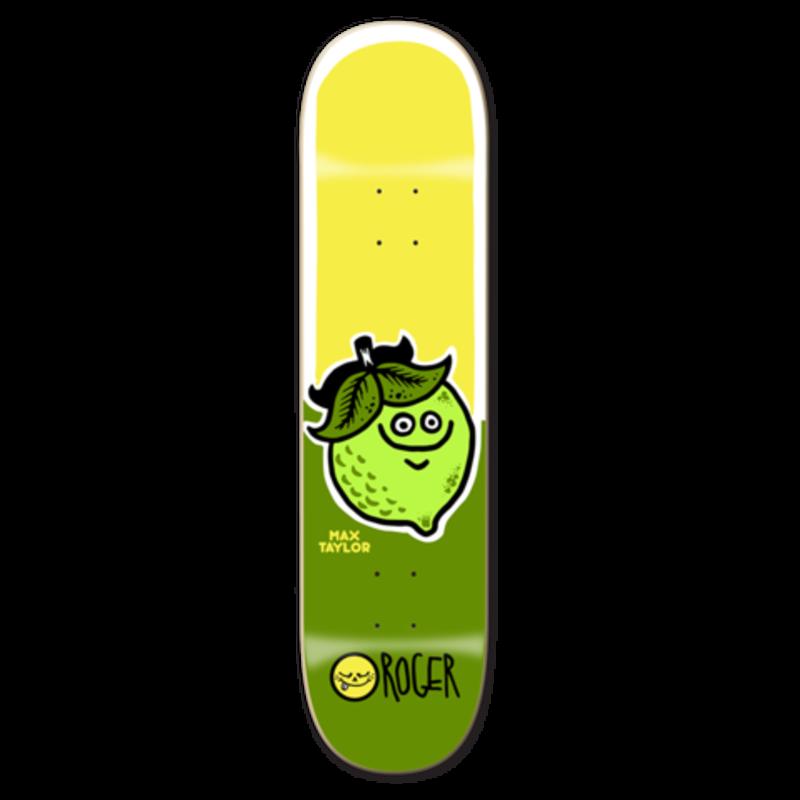 Roger Skate Co. Roger - 8.62 Max Taylor Lima