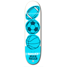 Roger Skate Co. Roger -8.38 Blue Balls