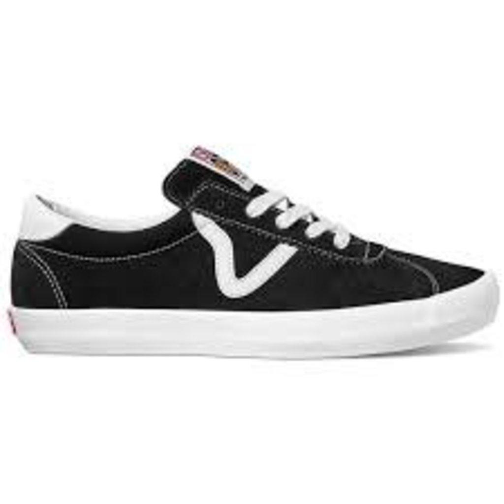 Vans Vans - Skate Sport Black White