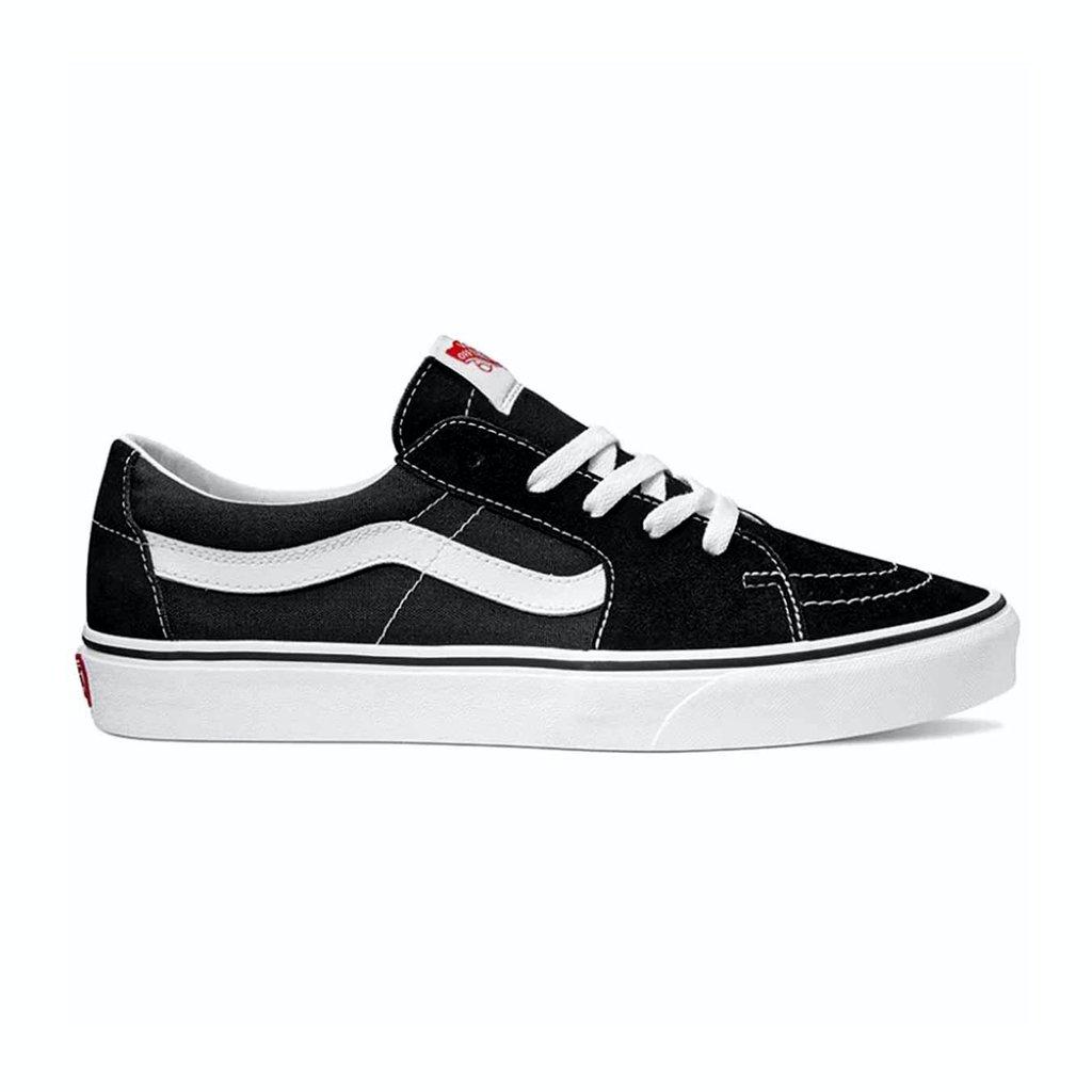 Vans Vans - Sk8 Low Black White