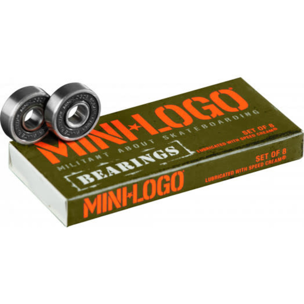Mini Logo Mini Logo - Bearings