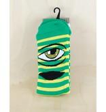 Toy Machine Toy Machine - Sect Eye III Striped Sock