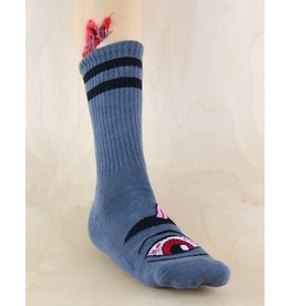 Toy Machine Toy Machine - Bloodshot Eye Sock Black