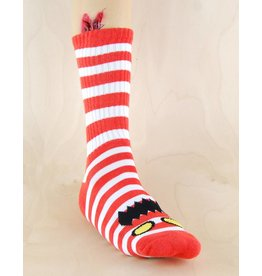 Toy Machine Toy Machine - Monster Stripe Sock