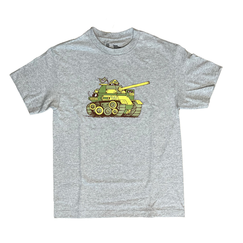 Steady Dodging Steady Dodging - SD Tank Grey