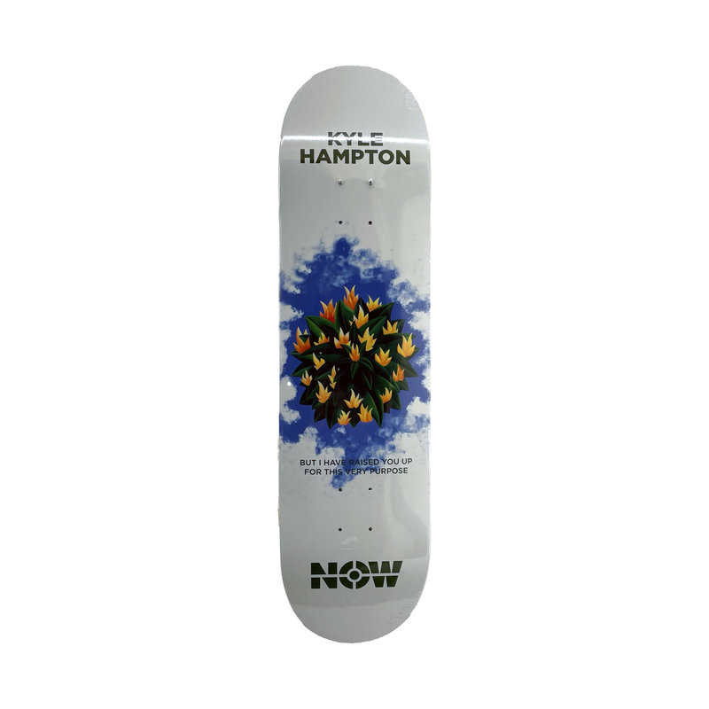 Now NOW - 8.3 Kyle Hampton Pro Model