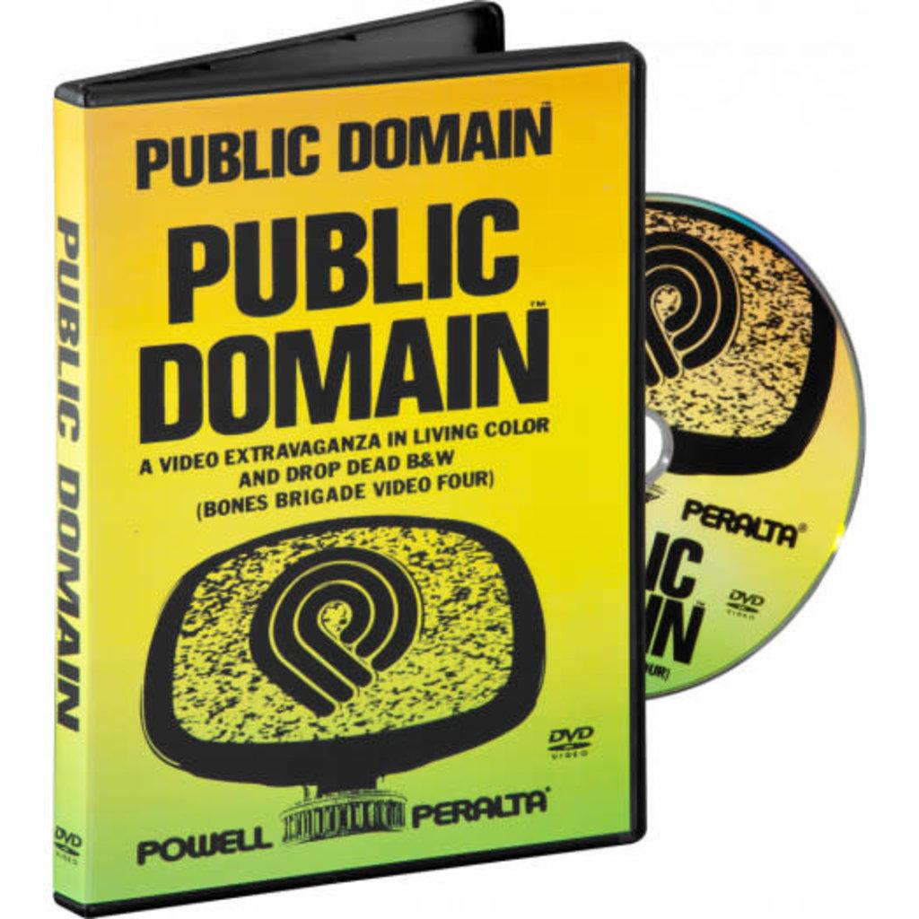 Powell Peralta Powell - Public Domain DVD