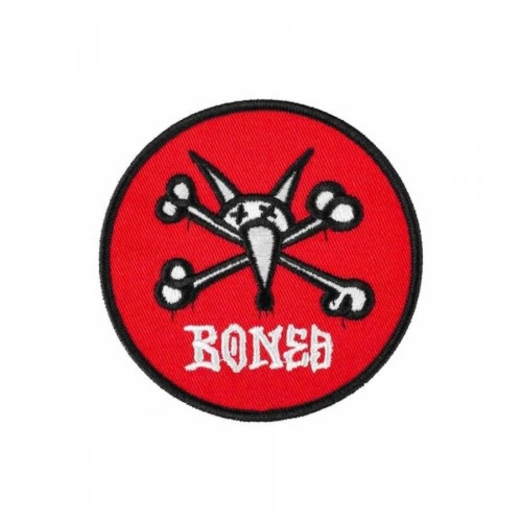 Powell Peralta Powell - Vato Rat Red 3.5 Patch