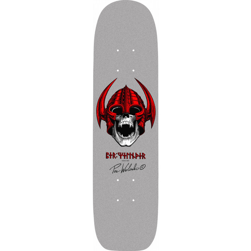 Powell Peralta Powell - 7.3 OG Welinder Freestyle Deck  Silver