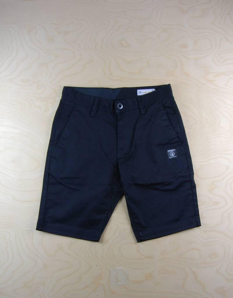 Volcom Volcom - Frickin Stretch Shorts Black