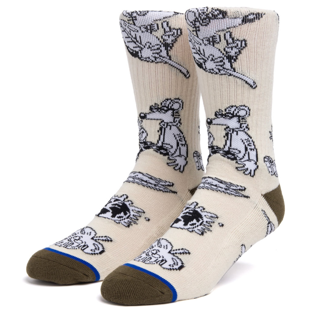 Huf Huf - S.Harrington Natural Sock