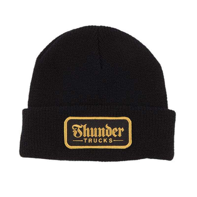 Thunder Thunder - Beanie Script Patch Cuff