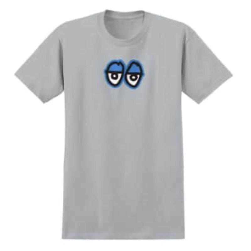 Krooked Krooked - Eyes Large Sliver Blue