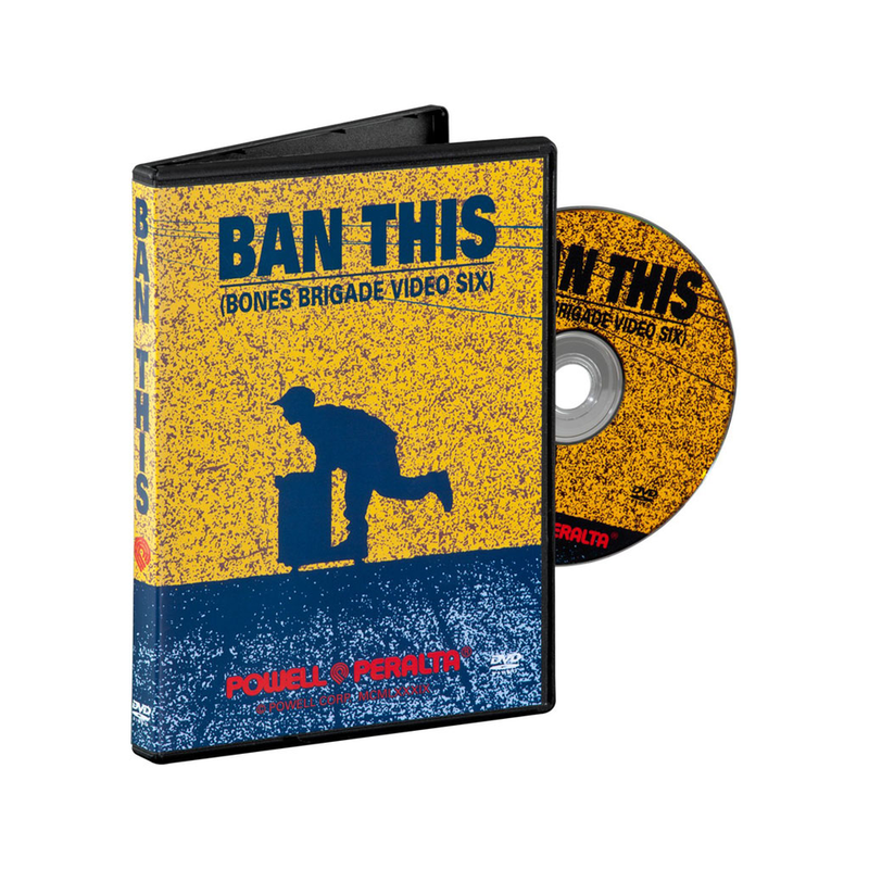 Powell Peralta Powell - Ban This Dvd