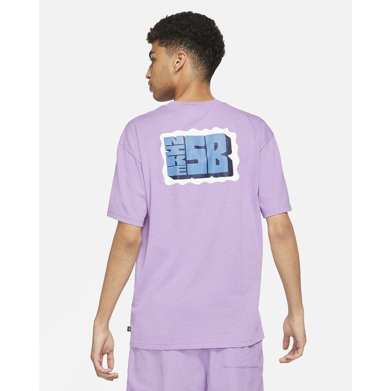 Nike Nike - SB Tee Stamp Violet Star
