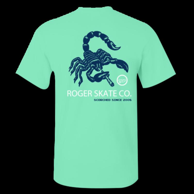 Roger Skate Co. Roger - Scorched Mint