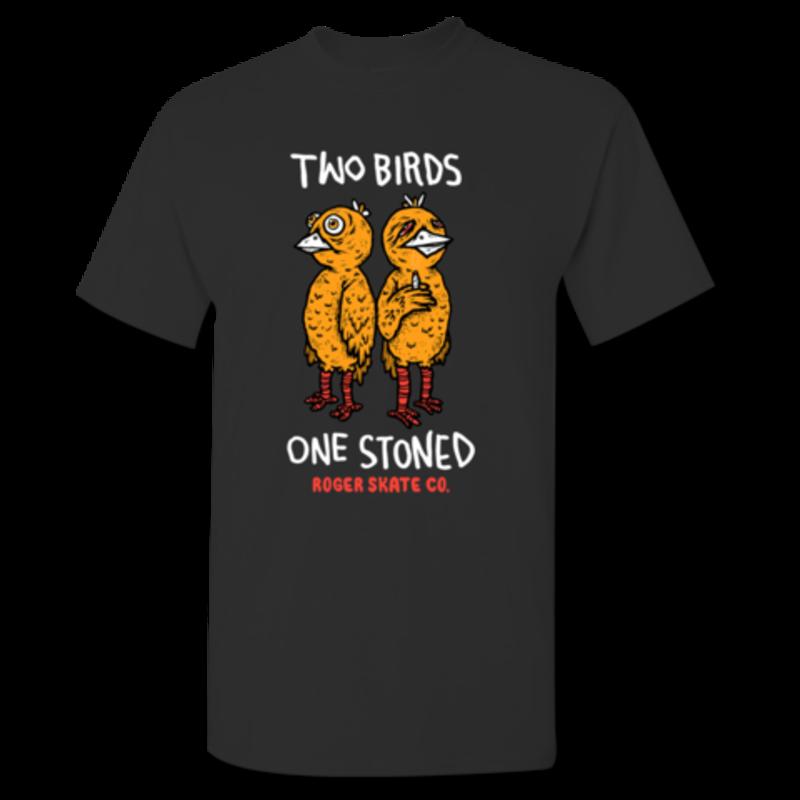 Roger Skate Co. Roger - Two Birds Black