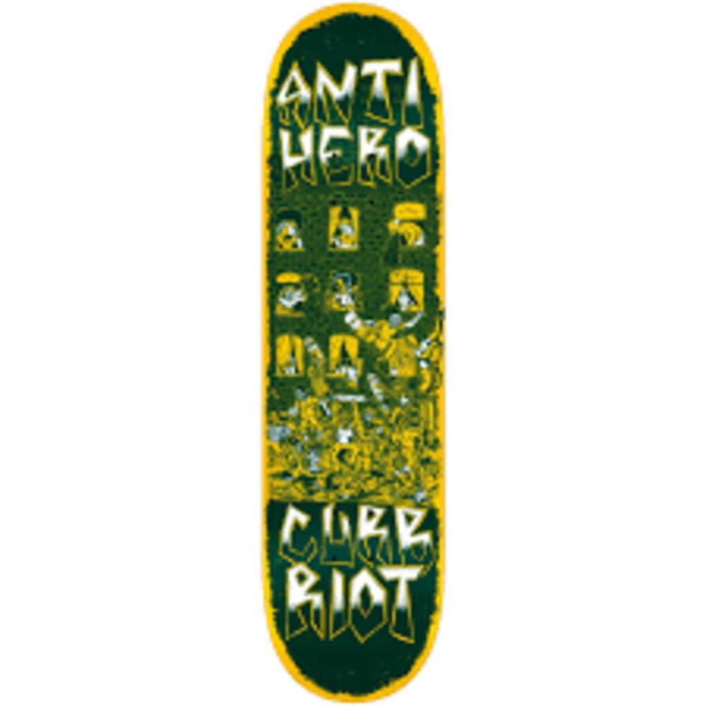 Anti Hero Anti Hero - 8.12 Curb Riot Redux