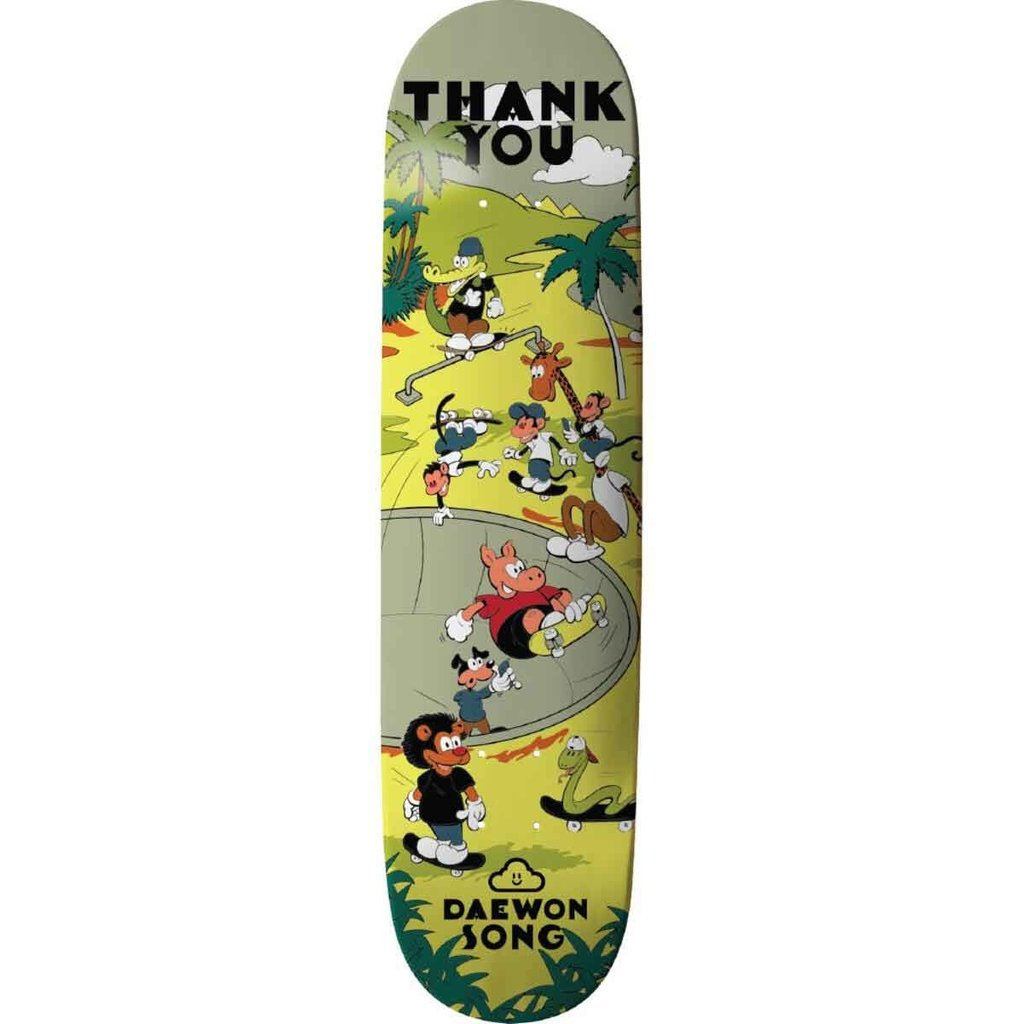 Thank You Thank You - 8.25 Daewon Skate Oasis