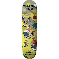 Thank You Thank You - 8.0 Torey Skate Oasis