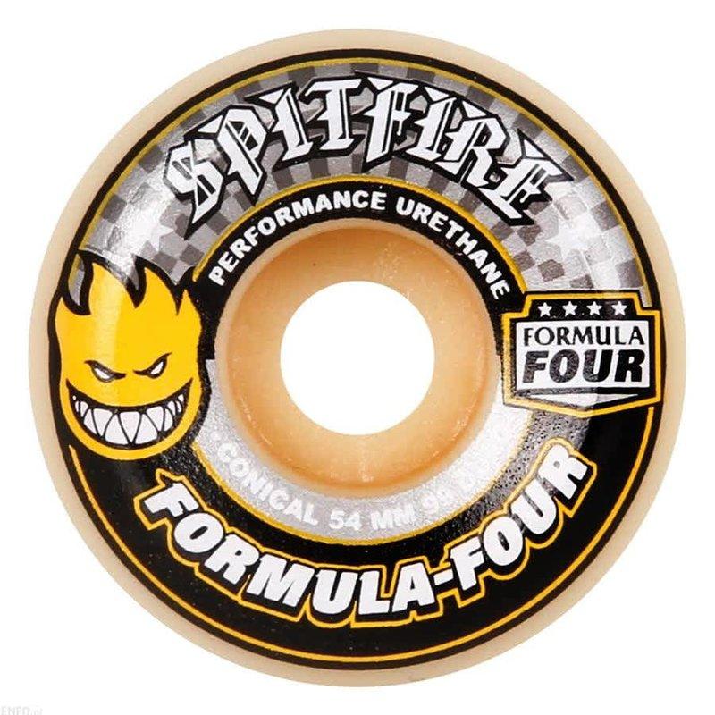 Spitfire Spitfire - Formula Four 99 Conical Yellow Print