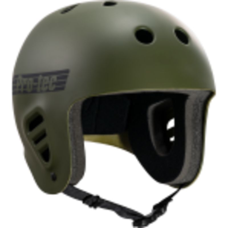 Protec Protec - Full Cut Skate Matte Olive