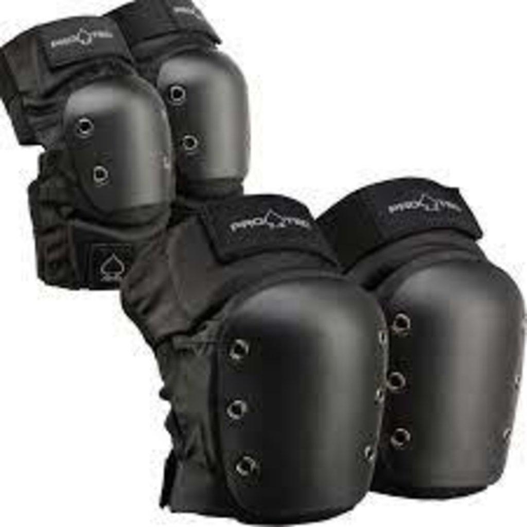 Protec Protec - Street Combo Black Knee Elbow 2 PK