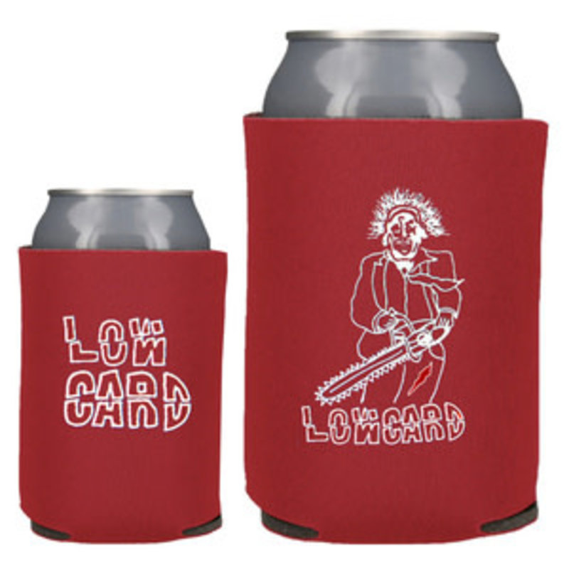 Low Card Low Card - Leatherface Coozie