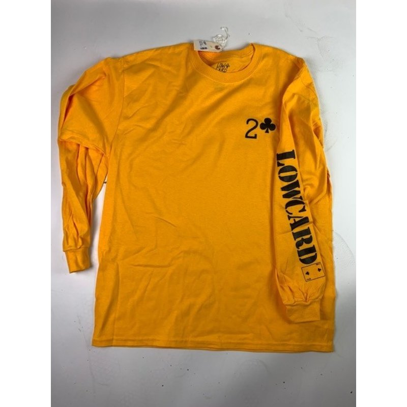 Low Card Low Card - Work Long Sleeve Gold