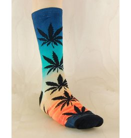 Huf Huf - Outdoors Digital Plantlife Sock