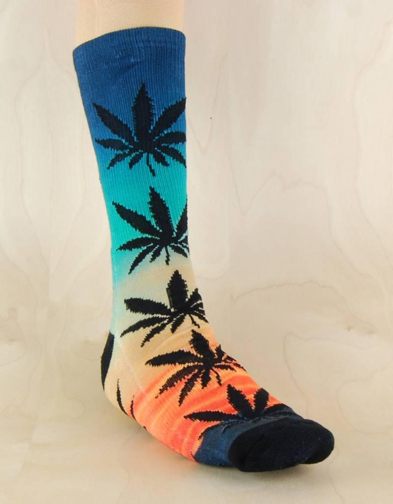 Huf Huf - Outdoors Digital Plantlife Sock