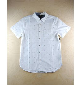 Volcom Volcom - Interlude Button Up White