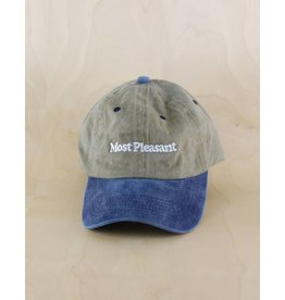 Most Pleasant Most Pleasant - Logo Dad Hat