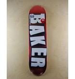 Baker Baker - 8.0 Brand Logo Red Foil
