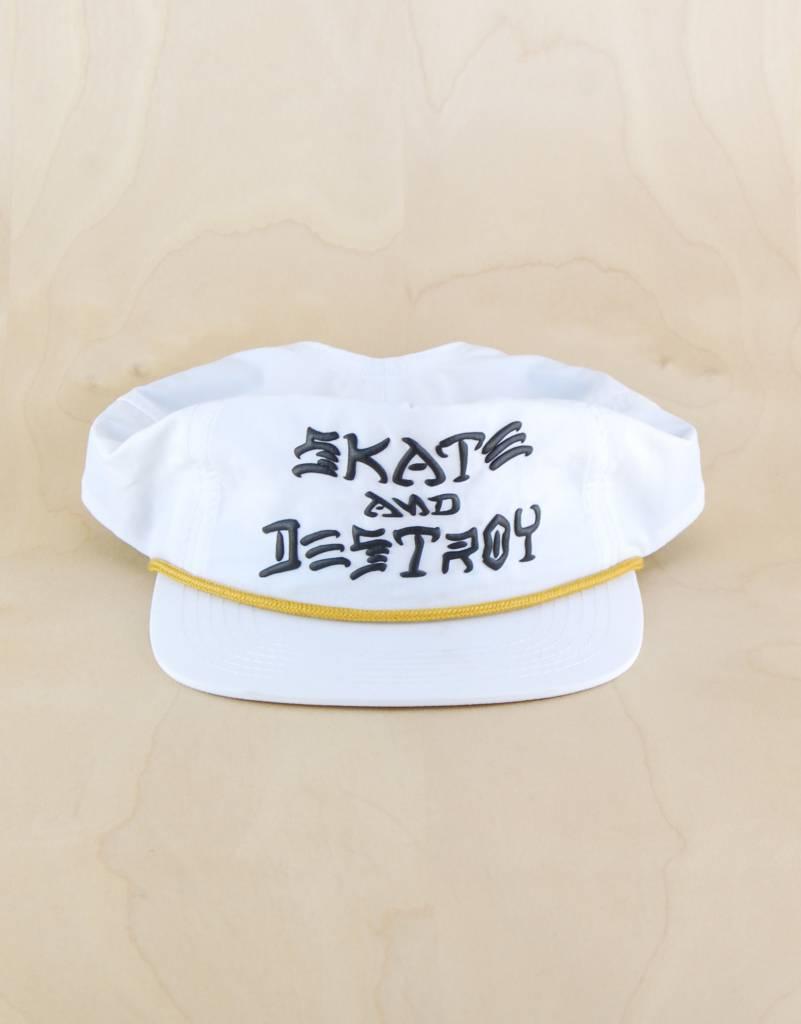 1cb9dda3dee Thrasher Thrasher - Skate   Destroy Puff Ink Snapback - The Point ...