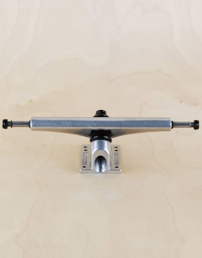 Bullet - Polished Longboard Silver Standard