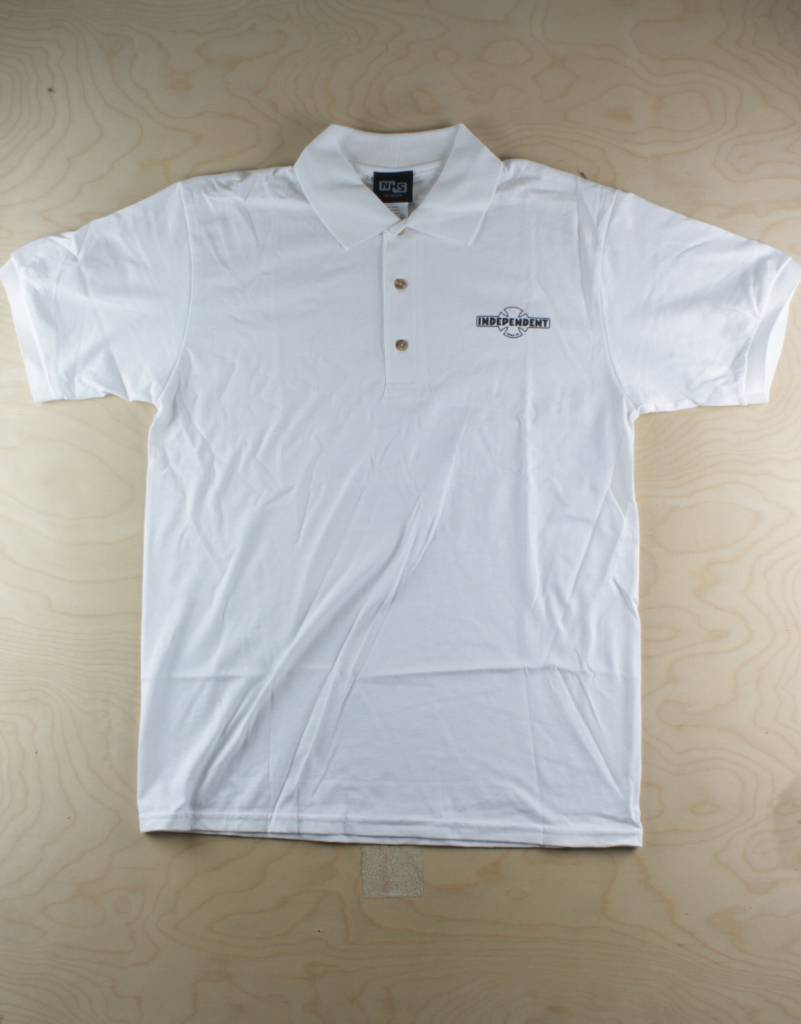 Independent Independent - OG Polo White