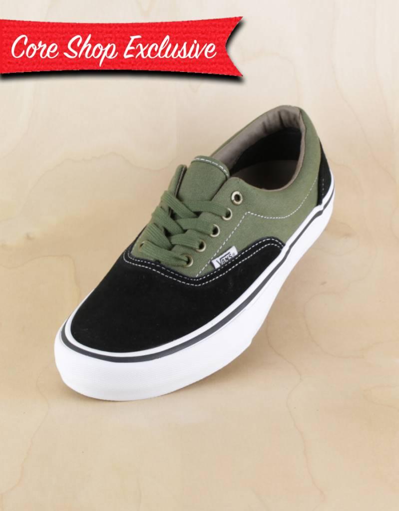 100% satisfaction get cheap limited quantity Vans Vans - Ero Pro Black/Moss - The Point Skate Shop
