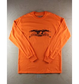 Anti Hero Anti Hero - Basic Eagle L/S Orange