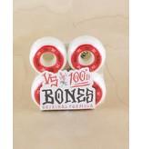 Bones Bones - 100's White/Red