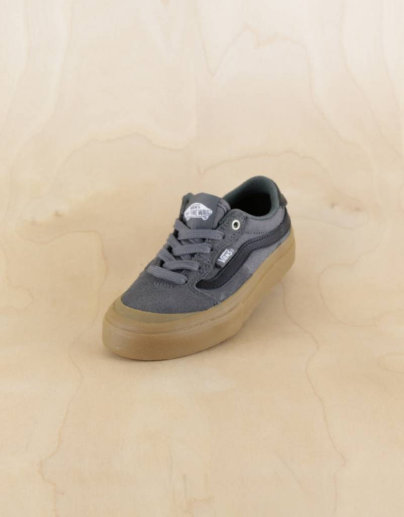 b1b5dbfd991b7a Vans 112 Pro Grey Gum Youth - The Point Skate Shop - The Point Skate ...